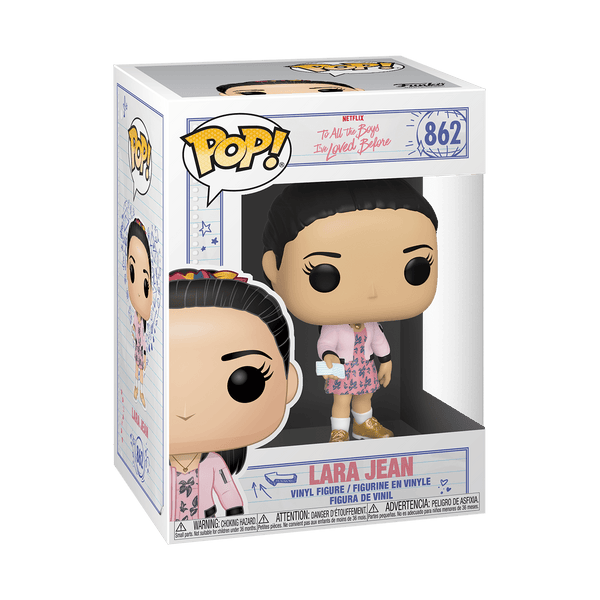 To All The Boys - Lara Jean Pop! Vinyl Figure