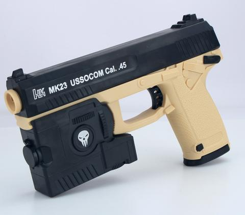 YJD MK23 Bottom Mag Gel Ball Blaster