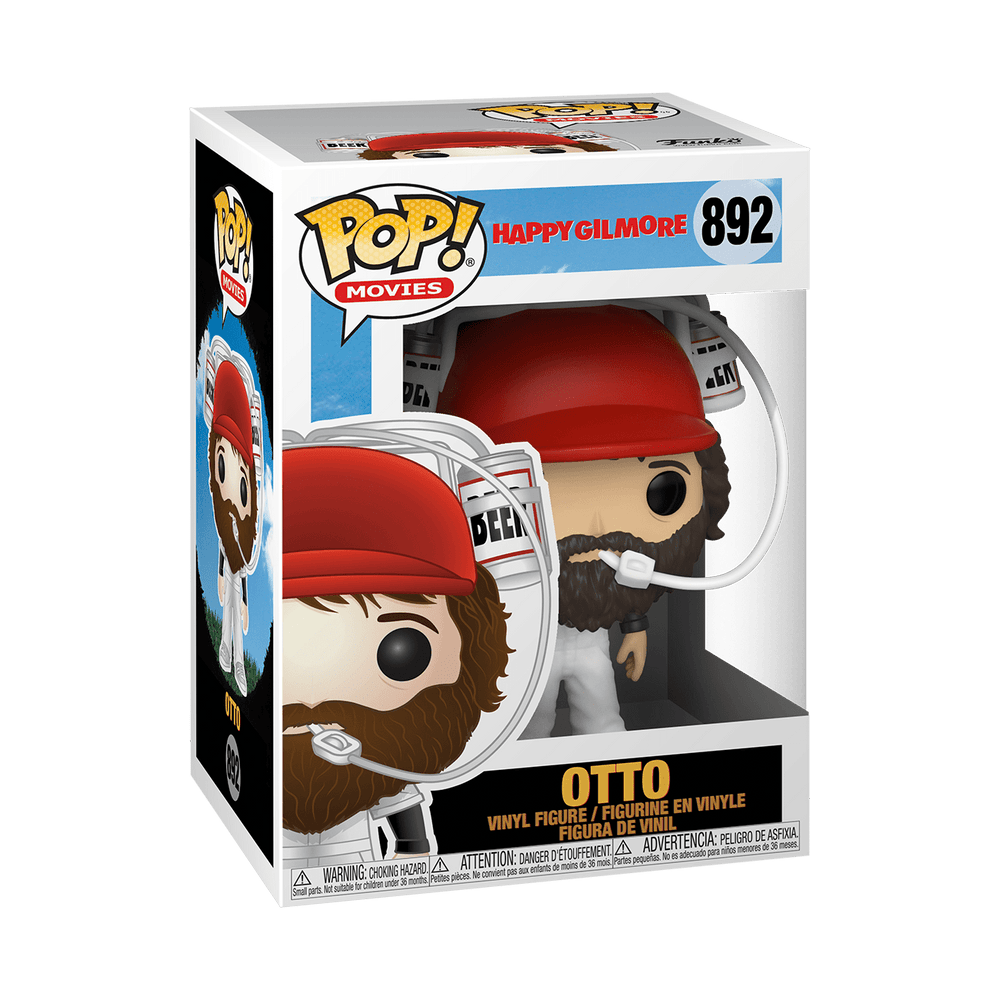 Happy Gilmore - Otto Pop! Vinyl Figure