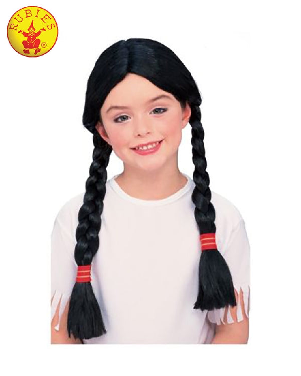 Native American Girl Wig - Child