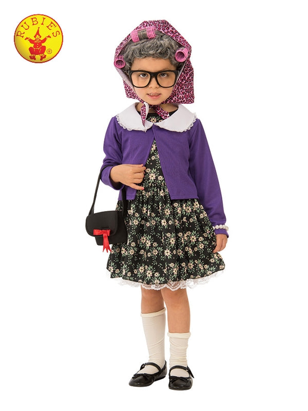 Little Old Lady Costume, Child