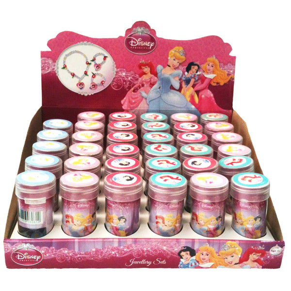 Princess Jewellery Cylinder Sets