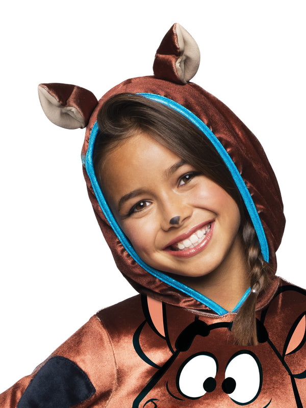 Scooby-Doo Hooded Costume, Child