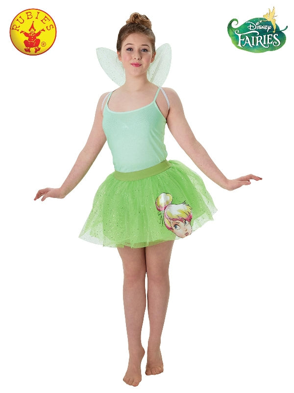 Tinker Bell Tutu & Wings Set, Teen