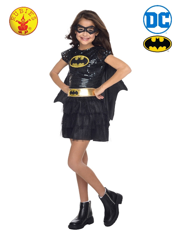 Batgirl Sequin Tutu Costume, Child