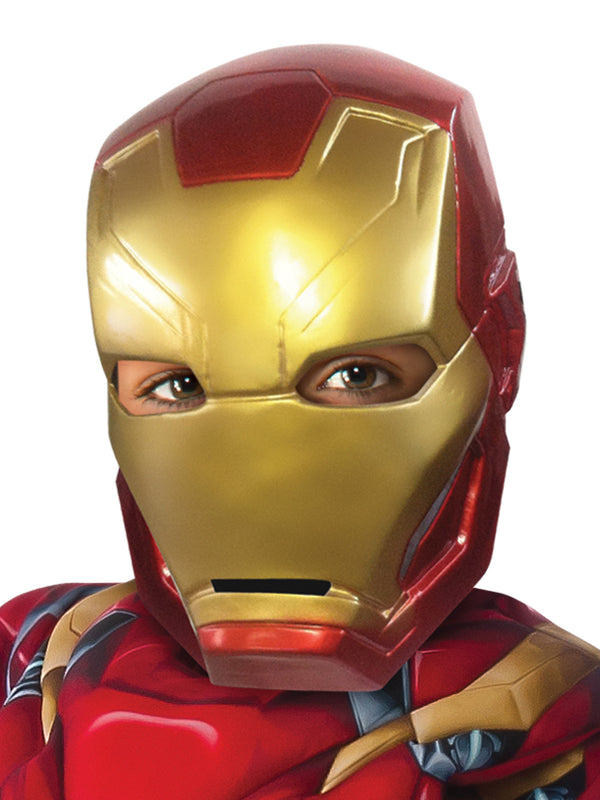Iron Man Civil War Deluxe Costume, Child