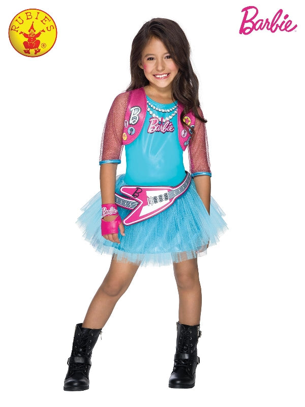 Barbie Pop Star Costume, Child