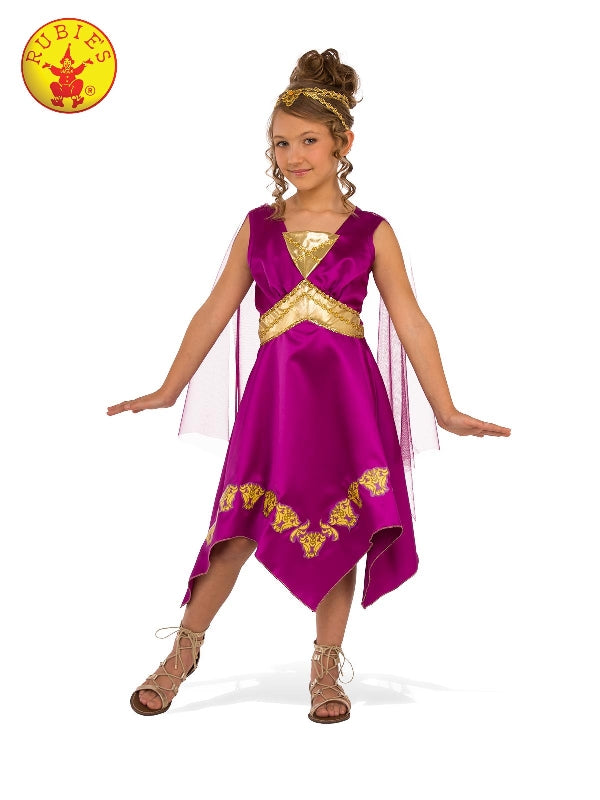 Grecian Goddess Costume, Child