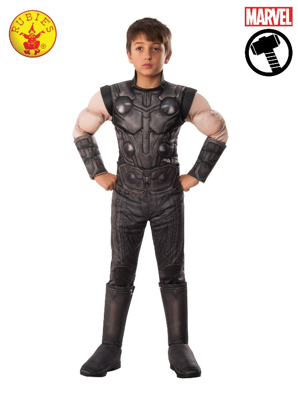 Thor Deluxe Infinity War Costume, Child