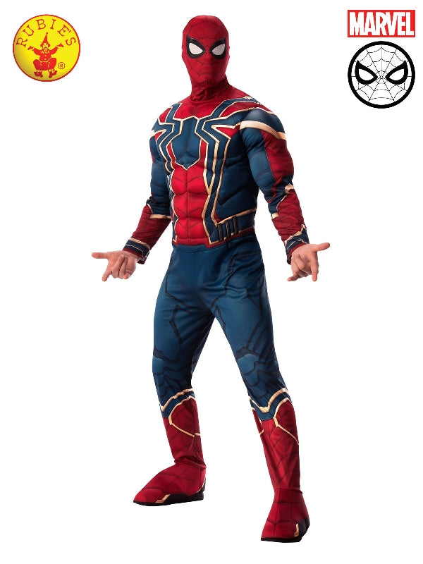 Iron-Spider Deluxe Costume, Adult