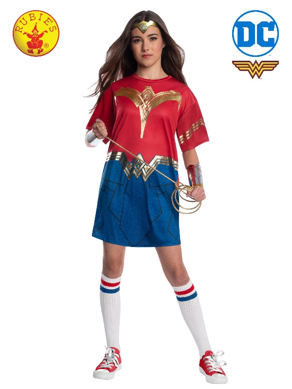 Wonder Woman 1984 Oversized Tee, Teen