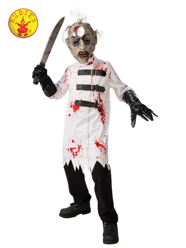 Bloody Surgeon Costume, Child