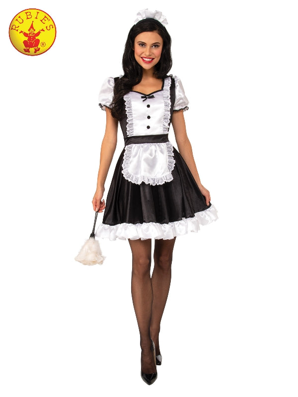 French Maid Costume, Adult