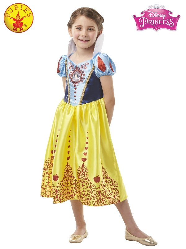 Snow White Gem Princess Costume, Child
