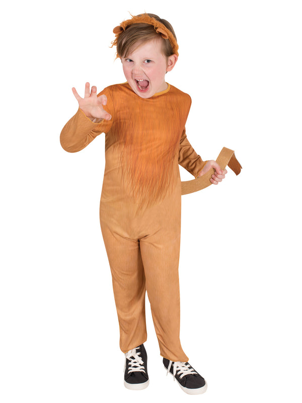 Lion Costume, Child