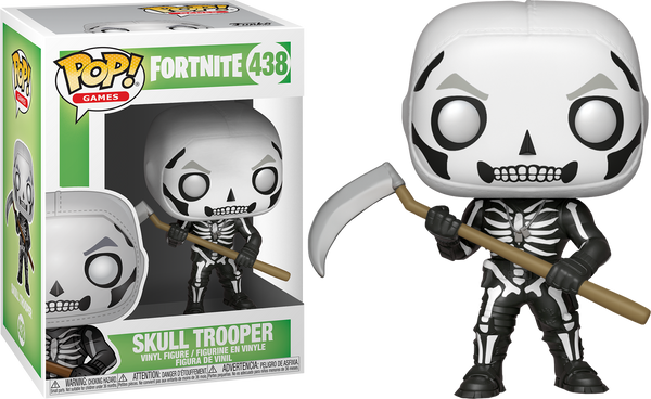 Fortnite - Skull Trooper Pop! Vinyl Figure