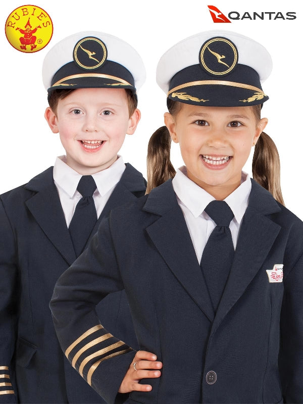 Qantas Pilot'S Hat  - Child
