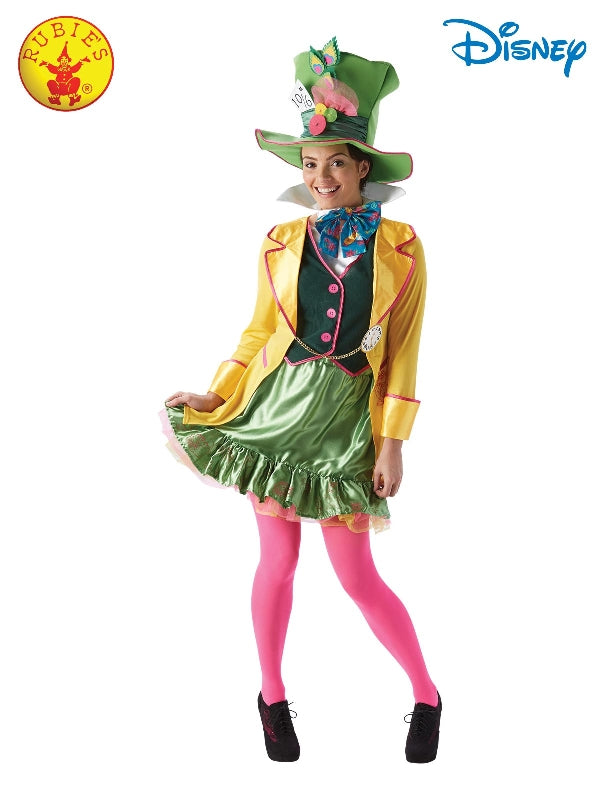 Mad Hatter Ladies Costume, Adult