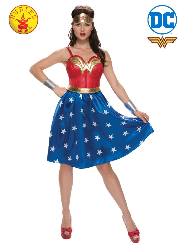 Wonder Woman Costume, Adult