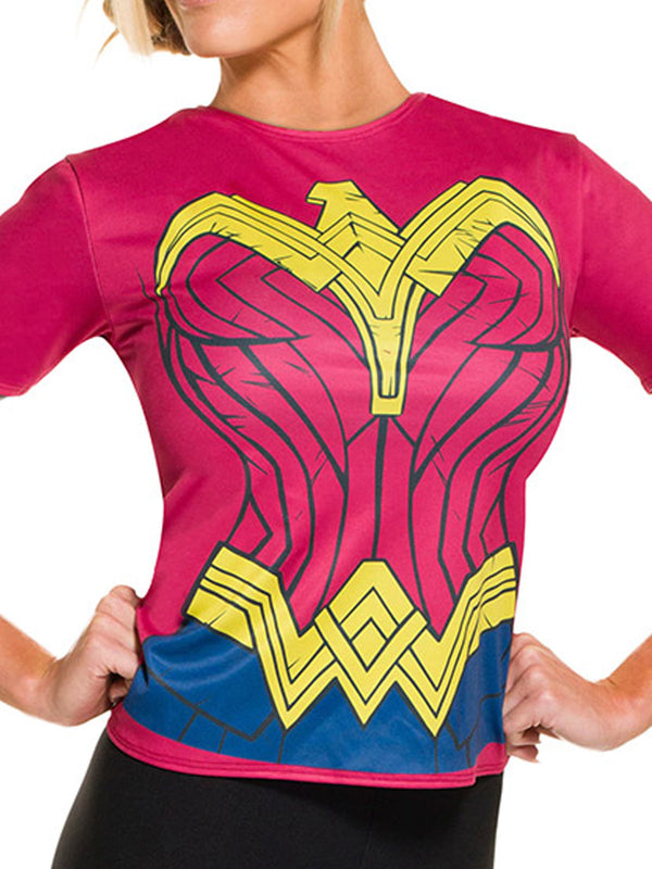 Wonder Woman Dawn Of Justice Top, Adult