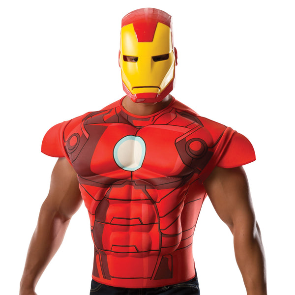 Ironman Muscle Chest Shirt, Adult