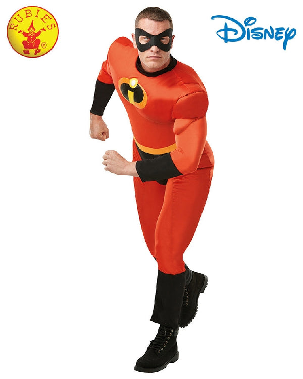 Mr Incredible 2 Deluxe Costume, Adult