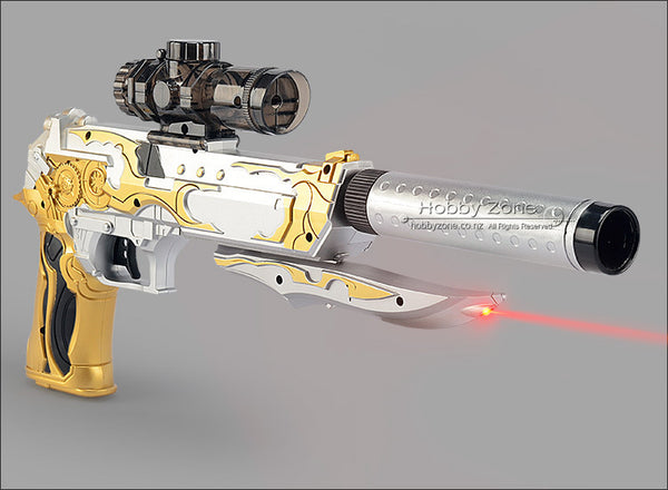 YJD Desert Eagle Gel Ball Blaster Cosplay Gun