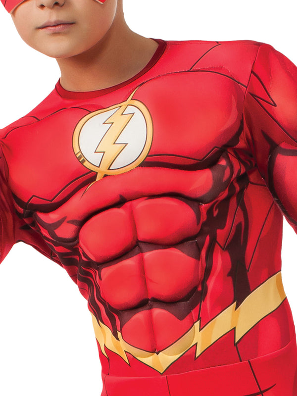 The Flash Digital Print Deluxe , Child
