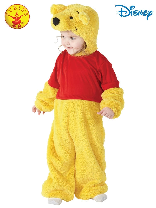 Winnie The Pooh Furry Costume, Toddler