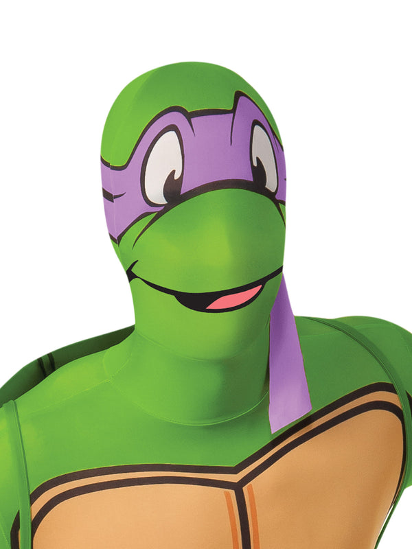 Tmnt Donatello 2Nd Skin Suit, Adult