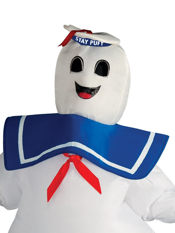 Stay Puft Marshmallow Man Inflatable Costume, Adult