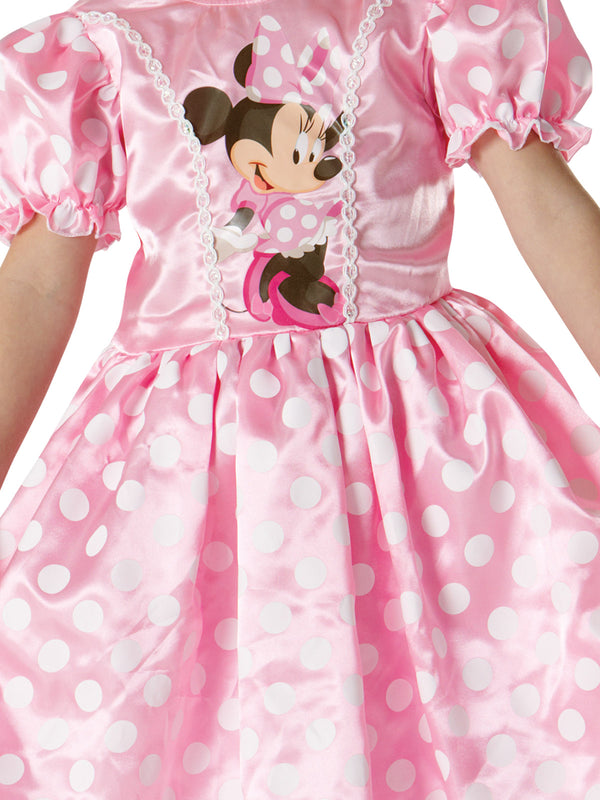 Minnie Mouse Classic Pink Costume, Child
