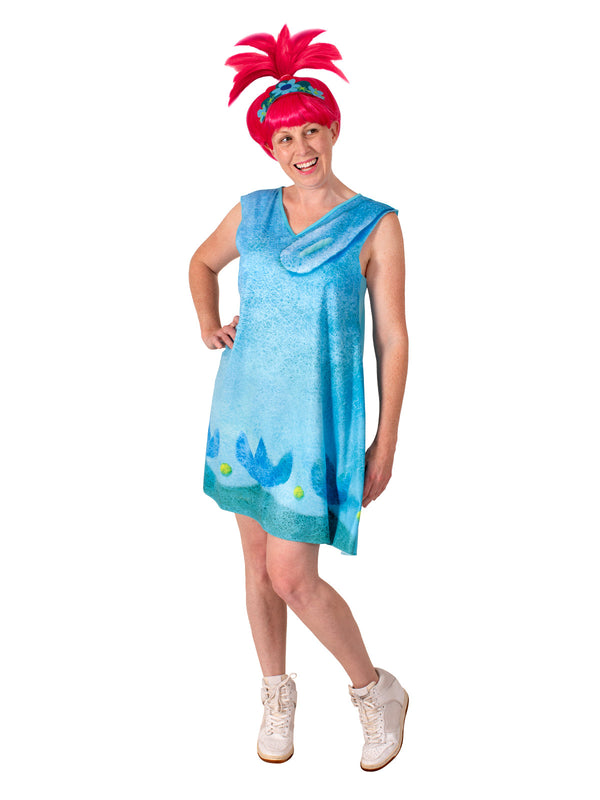 Poppy Trolls 2 Costume, Adult