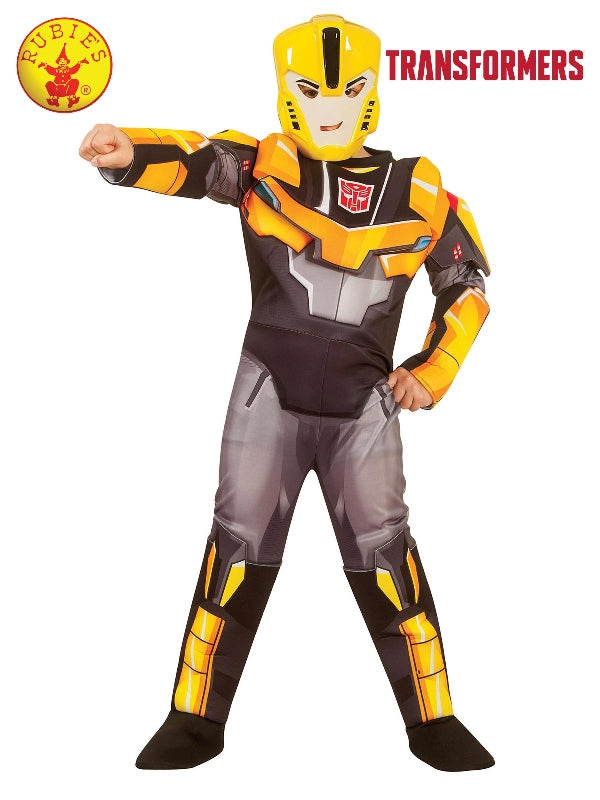 Bumblebee Robots In Disguise Deluxe Costume, Child
