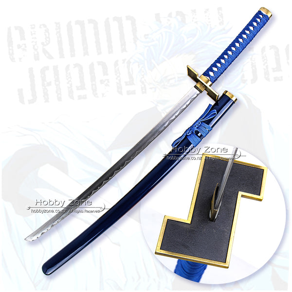 Bleach 6th Division Arrancar Grimmjow Jaegerjaquez Sword
