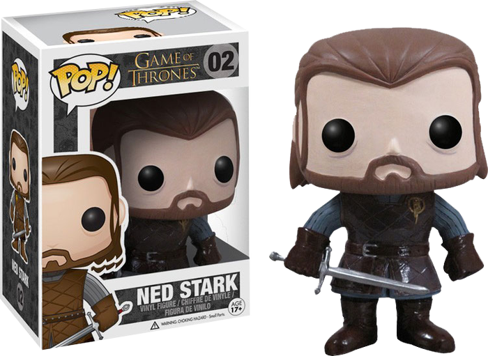 Game of Thrones - Ned Stark Pop! Vinyl Figure