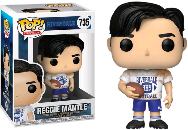 Riverdale - Reggie in Football Uniform Pop!