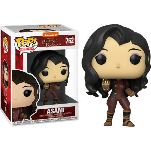Legend of Korra - Asami Pop!