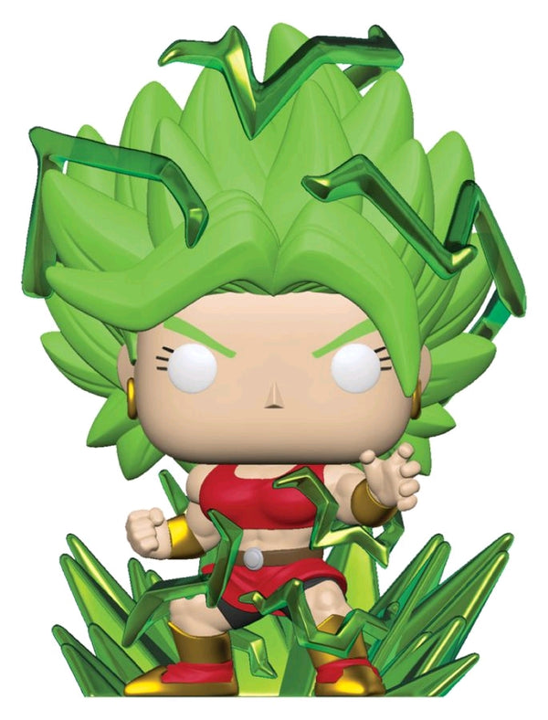 Dragon Ball Super - SS Kale w/Energy Base Pop! RS
