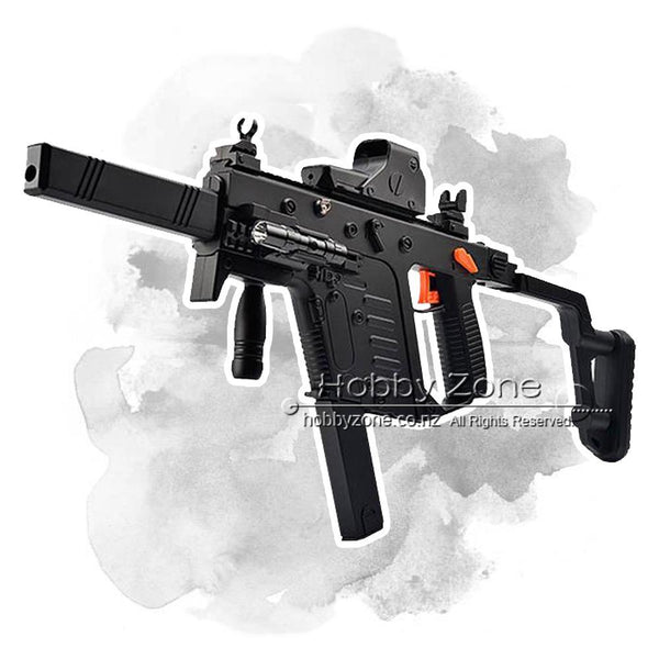 JM Kriss Vector V1 Gel Ball Blaster Cosplay Gun