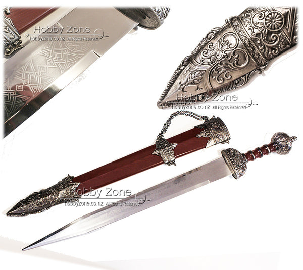 Roman Gladius Maximus Gladiator Short Sword