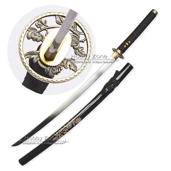 Hand-Forged Full Tang Japanese Samurai Katana Collection-IV