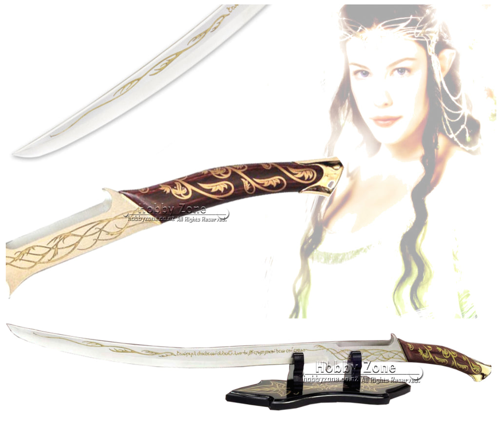LOR Hadhafang Sword of Arwen
