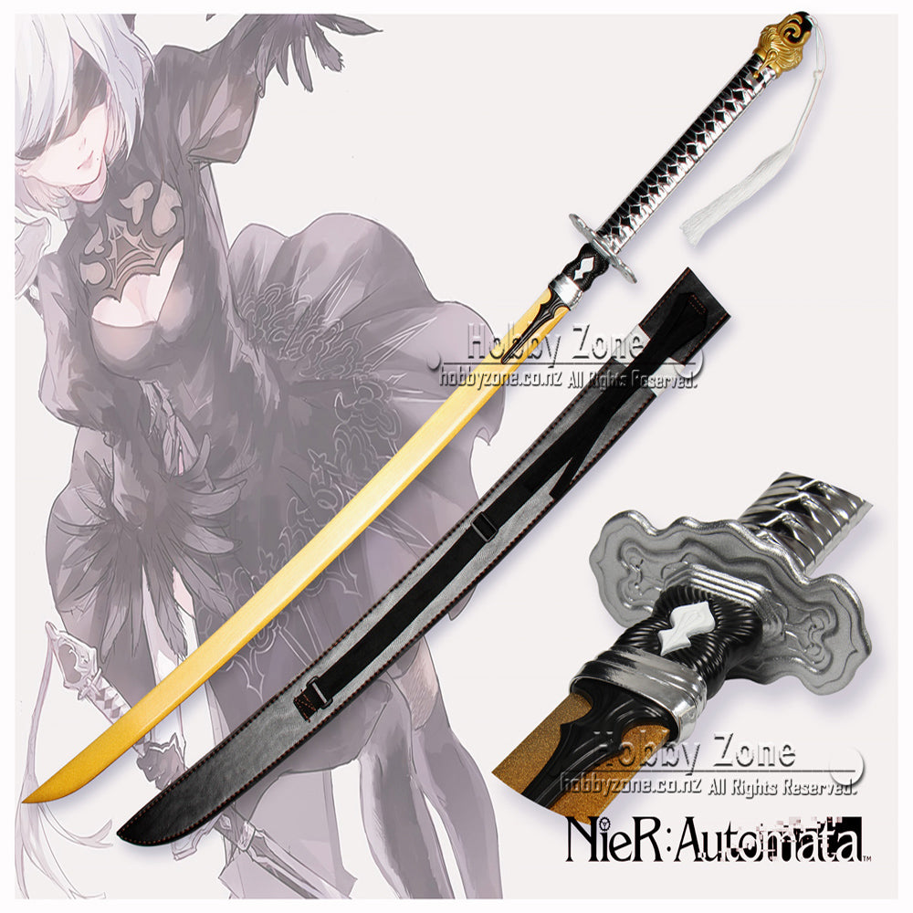 Nier: Automata Cosplay 9S Golden Sword