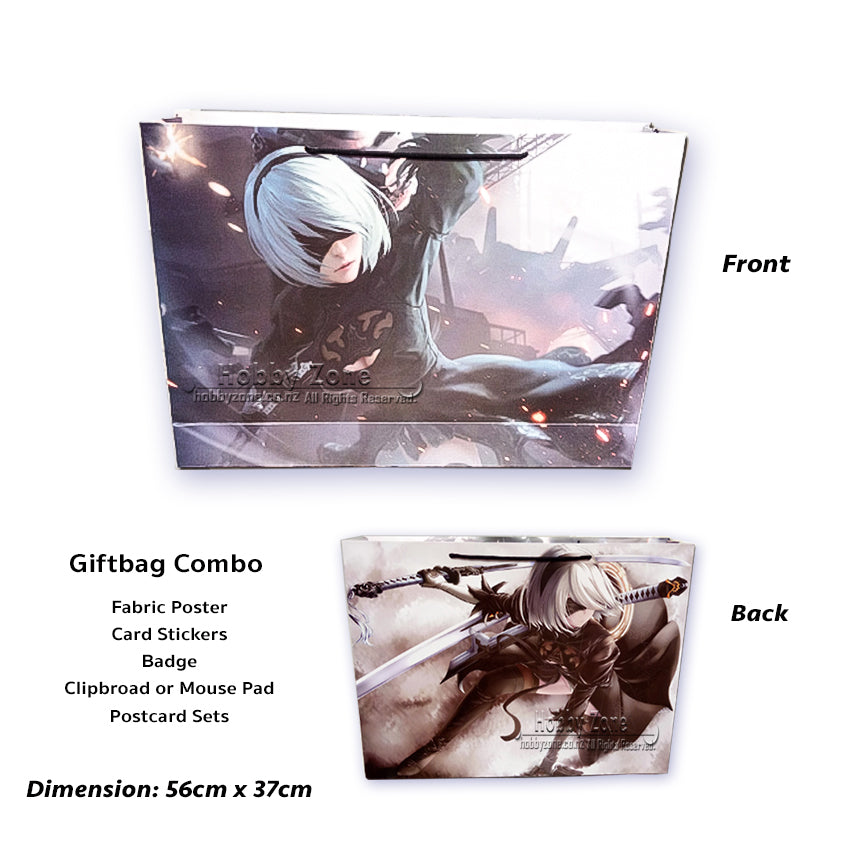 Nier Automata Mystery Gift Bag