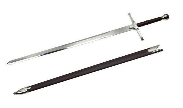 The William Wallace Scottish Claymore Sword - Braveheart Sword