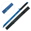 Full Tang Ninja Warrior Sword with Sheath-Blue
