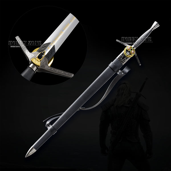 The Witcher Geralt's Silver Sword (TV Series)