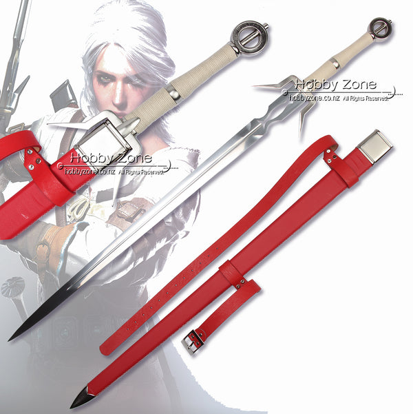 The Witcher 3: Wild Hunt Ciri Cirilla Fiona Elen Riannon's Sword
