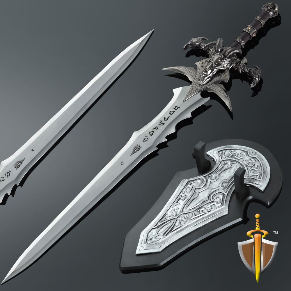 WOW The Lich King Arthas Frostmourne Sword